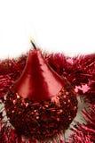 蜡烛装饰 免版税库存照片