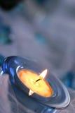 蜡烛闻了 免版税图库摄影