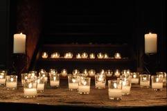 蜡烛 免版税库存照片