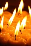 蜡烛 免版税图库摄影