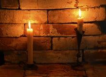 蜡烛4 库存图片