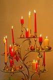蜡烛 库存图片