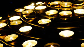 蜡烛 免版税库存图片