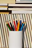 蜡笔 库存图片
