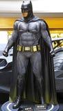 蝙蝠侠雕象 库存图片