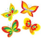 蝴蝶 库存图片