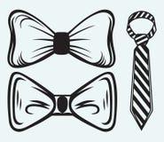 蝶形领结 图库摄影