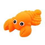 螃蟹橡胶 免版税库存图片