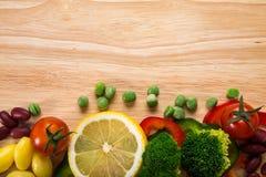 融合食物 免版税库存照片