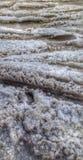 融雪 免版税库存照片
