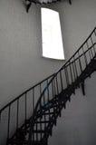 螺旋形楼梯 图库摄影
