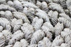 绳索螺旋样式 库存图片