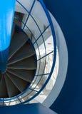 螺旋楼梯 库存图片