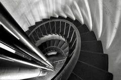 螺旋楼梯 图库摄影
