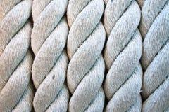 螺旋绳索 库存照片