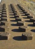 螺栓模式 免版税库存照片