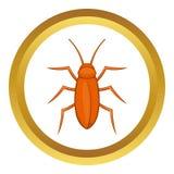 蟑螂传染媒介象 向量例证