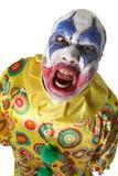 蠕动的小丑 图库摄影