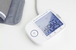 血压测量设备 库存图片