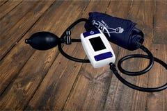 血压测量仪 图库摄影