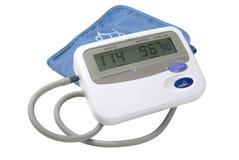 血压监控程序 库存图片