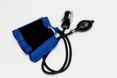 血压米医疗设备 免版税库存照片