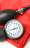 血压计 免版税图库摄影