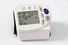 血压阅读程序 免版税库存照片