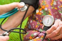 血压 库存照片