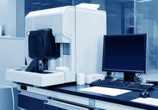血液学分析仪 库存照片