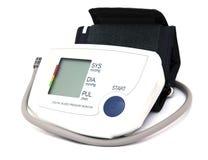 血液数字式家庭监控程序压 库存照片