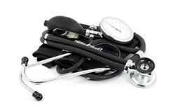 血液测压器压 免版税图库摄影
