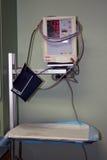 血液监控程序正常压 库存图片
