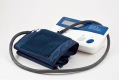 血液设备评定压 免版税库存照片