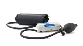 血液设备评定的压 库存图片