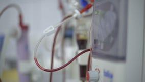 血液透析机器 影视素材