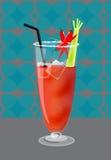 血玛莉酒 免版税图库摄影