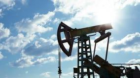 行业油泵俄国 影视素材