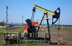 行业油泵俄国 图库摄影
