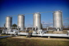 行业油 库存图片