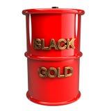 行业红色桶3d 库存图片