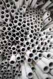 行业纸管。 免版税库存照片