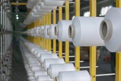 行业纺织品 库存照片
