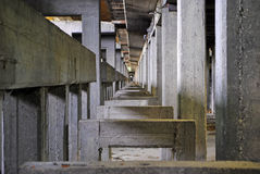行业考古学 免版税库存照片