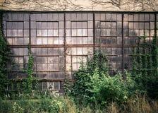 行业视窗 免版税图库摄影