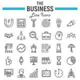 行业象集合,财务标志汇集 库存图片