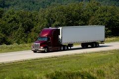 行业运输 免版税库存图片