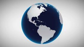 行动地球被隔绝的企业概念背景 皇族释放例证