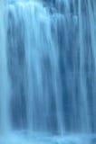 行动慢的瀑布 免版税图库摄影