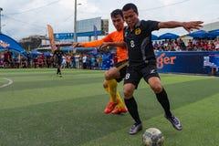 行动的, Kampot柬埔寨球员 柬埔寨 图库摄影